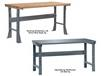 HEAVY-DUTY WORKBENCHES