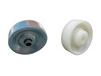 SKATE WHEELS FOR WHITE NYLON WHEEL CONVEYORS