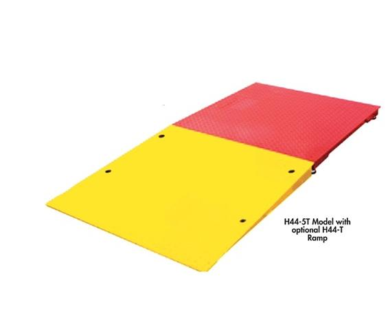 RAMPS FOR LOW-PROFILE FLOOR SCALE
