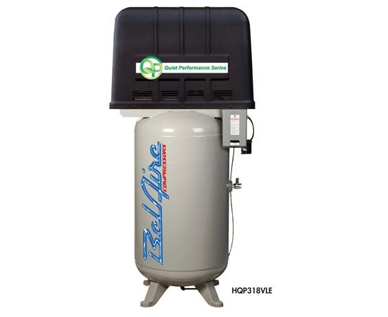 BELAIRE QUIET PERFORMANCE AIR COMPRESSORS