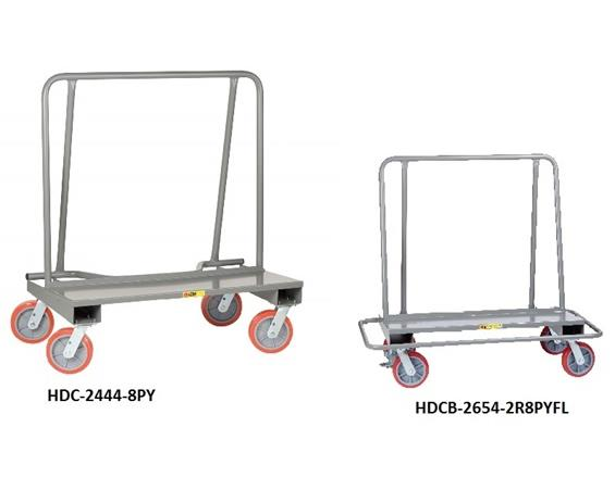 ALL-WELDED DRYWALL CART