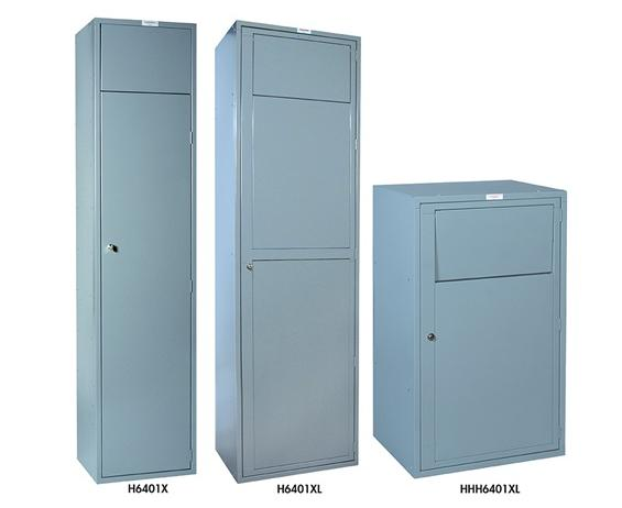 EXCHANGEMASTER® LOCKERS - SOILDED ITEMS DISPOSAL