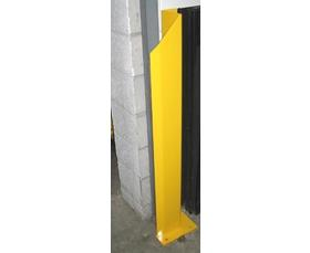 OVERHEAD DOOR TRACK GUARDS