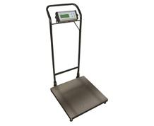 DIGITAL BENCH SCALE WITH HANDTRUCK STYLE PORTABILITY