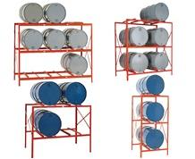 DRUM STORAGE RACKS