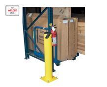 STEEL SAFETY BOLLARDS